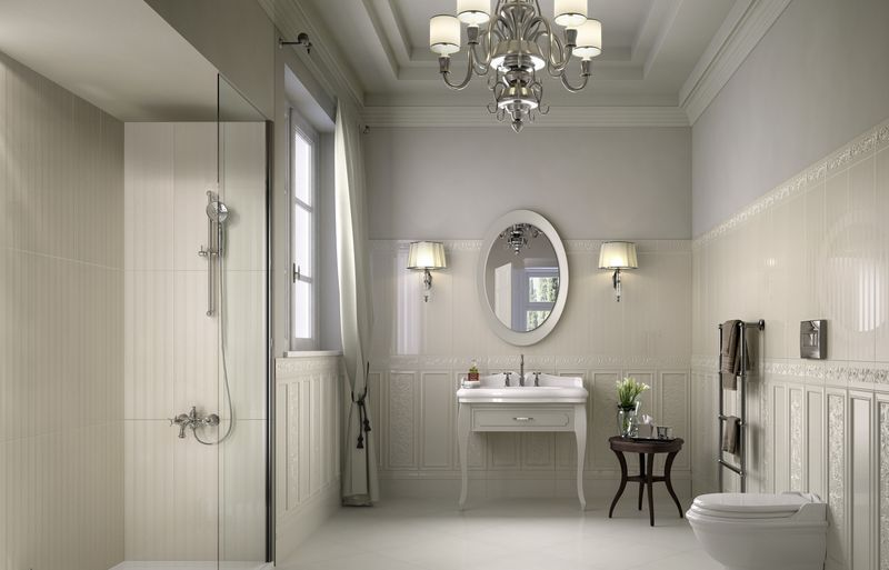 Edilgres 'Palazzi' serisi ile büyüleyici banyolar