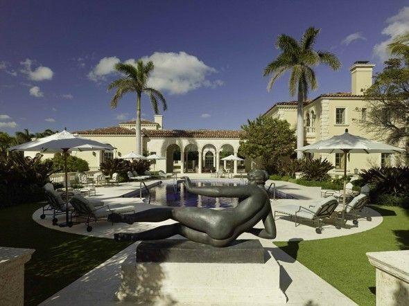Jim Clark, Florida'daki 137 milyon dolarlık evini satışa çıkarttı