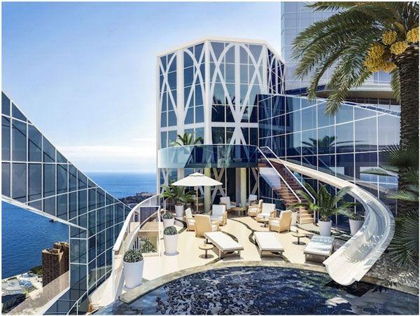 Monaco'daki dünyanın en pahalı evi!