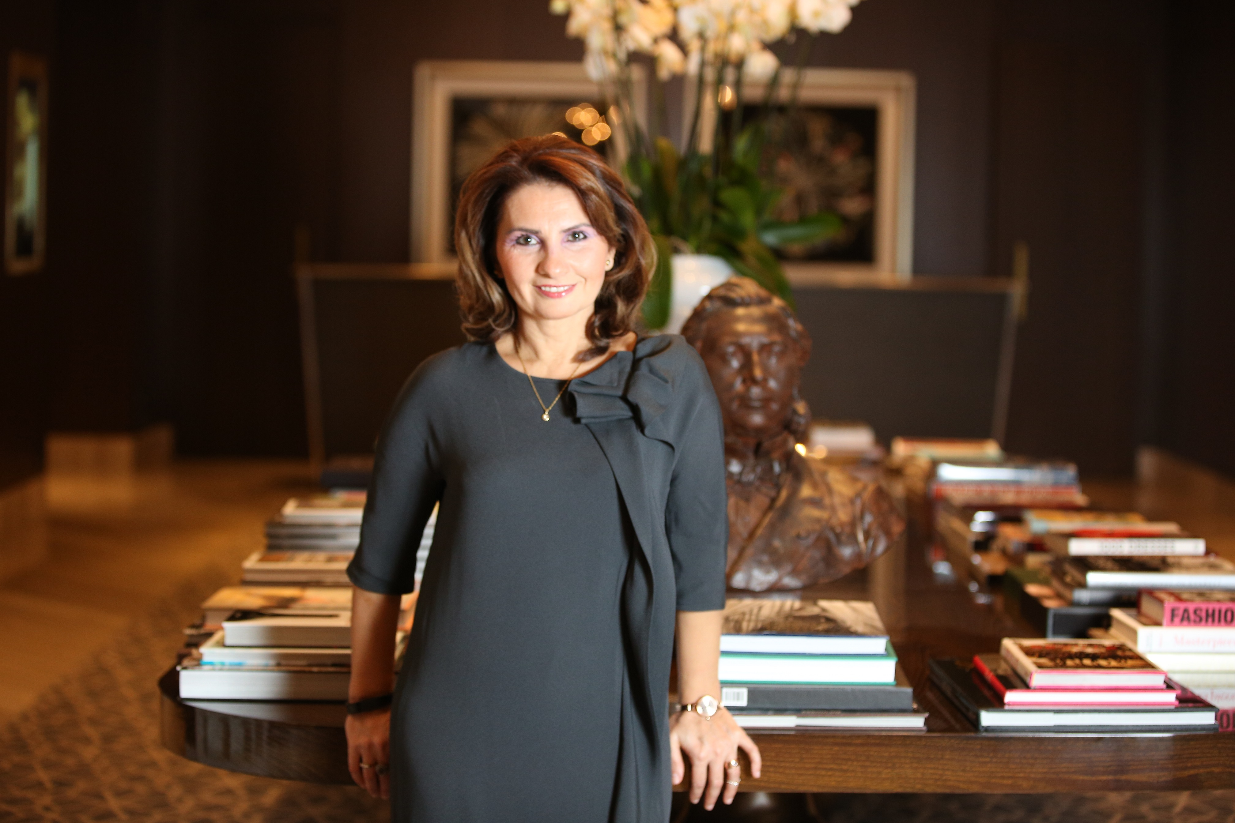 Sevil Cenanoglu 'Kadınlar çözüm odaklı planlar yapmalı'