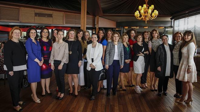 Tek karede Türkiye'nin en güçlü kadınları