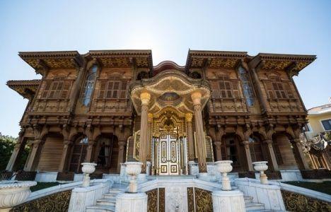 Bilkent'teki Altın Köşk 15 milyon dolara satışa çıktı!