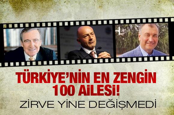 Işte Türkiyenin En Zengin 100 Ailesi Konut Haberleri Kadınca Emlak