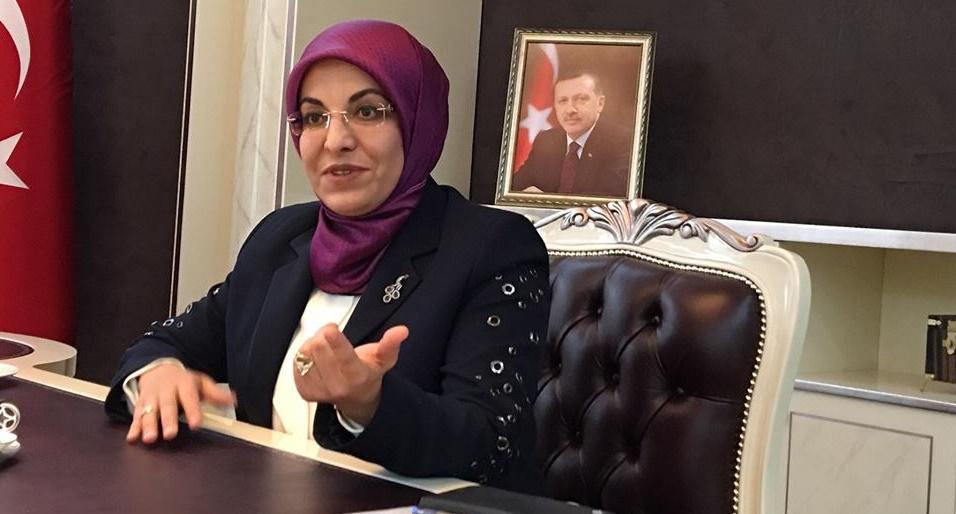 Meram B.Başkanı Fatma TORU: Ekonomide Kadın Eli-Bacıyan-ı Meram