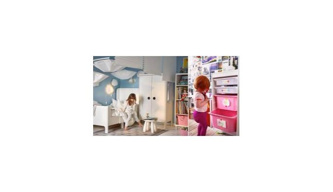 Çocukların odalarında mobilyalar değil, hayaller vardır