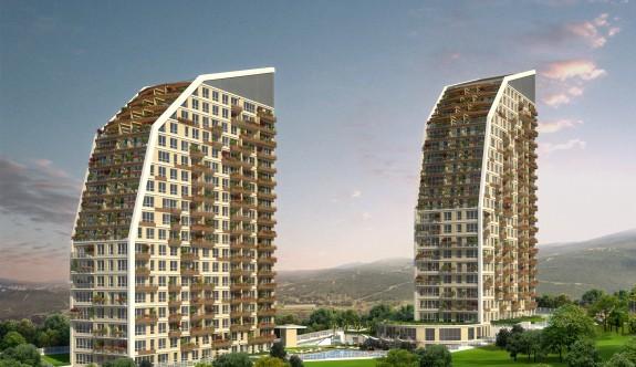 Kartal'ın sembol projelerinden Çukurova Balkon teslim için gün sayıyor