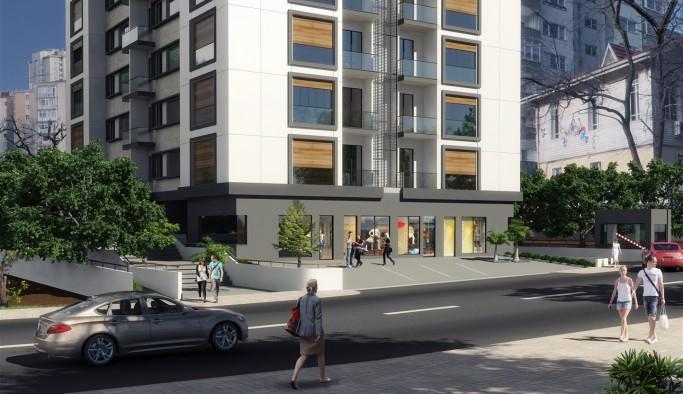 216 Yapı'nın ilk kentsel dönüşüm projesi olan 216 Bahar'da   satışlar devam ediyor...