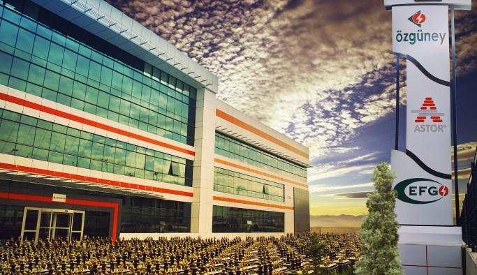 Astor'dan Ankara'ya 200 milyonluk yatırım