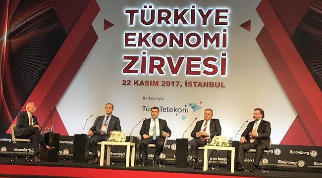 Bloomberg HT Türkiye Ekonomi Zirvesinde Gayrimenkul sektörü değerlendiriliyor