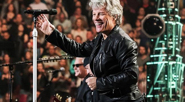 İşte Jon Bon Jovi'nin muhteşem evi!