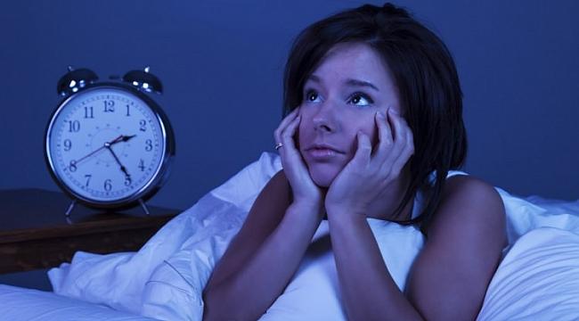 Uyuyamıyorsanız dikkat