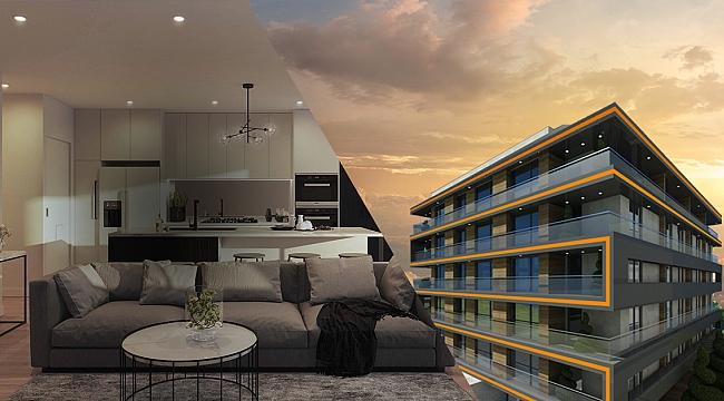UZALTAŞ, Ankara'nın merkezinde 187 bin liraya residence satacak