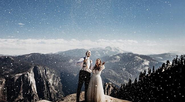 2017'nin en iyi düğün fotoğrafları