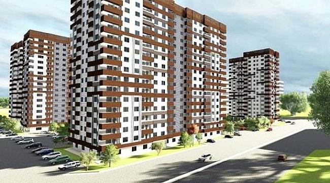 Ediz City Projesinde 400 Bin TL'ye