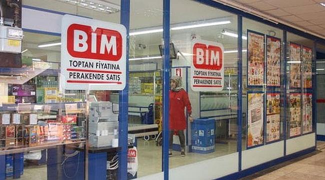 BİM 730 yeni mağaza açacak!