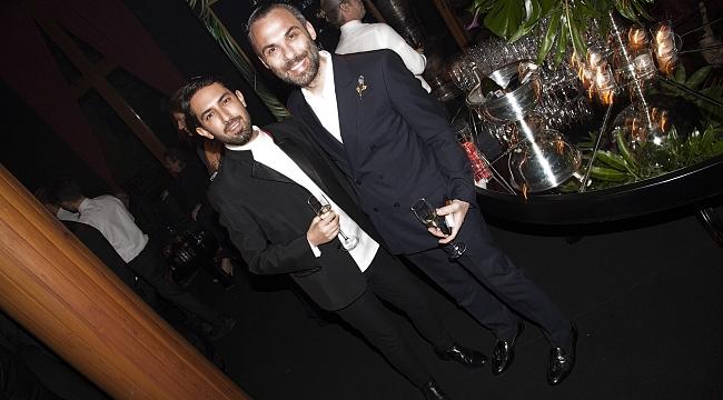 Derin Mermerci, Nef Luxury Living'in yeni projesi için özel bir davet düzenledi