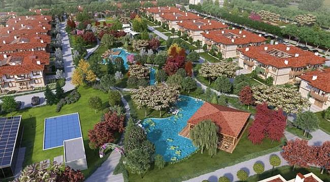 Herdem Sağlıklı Yaşam Köyü Silivri'de 289 Bin TL'ye