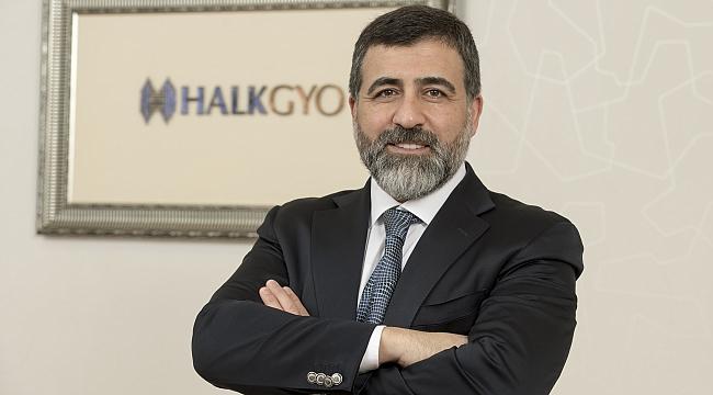 Halk GYO'dan Sektöre Tam Destek…