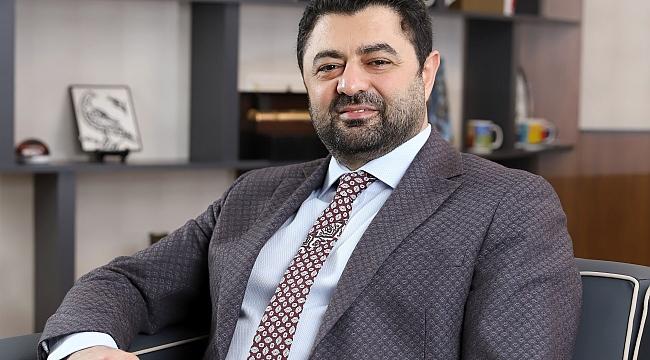 Babacan Holding Yönetim Kurulu Başkanı İbrahim Babacan İNDER KONUTDER GYODER Kampanya Değerlendirmesi
