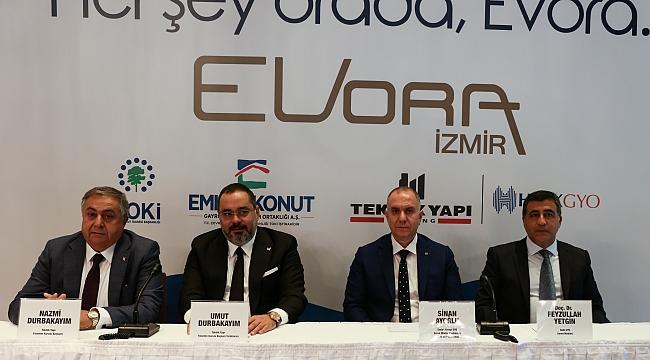 EVORA İzmir'de Ön Talep Toplanacak