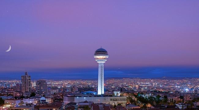Ankara'nın sembolü Atakule geri dönüyor