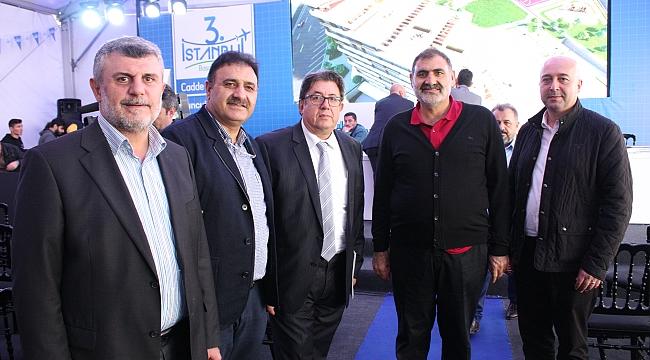 Başakşehir'in en büyük projesinde talep patlaması