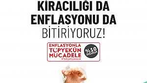 Enflasyonla mücadeleye Eminevim'den tam destek!..
