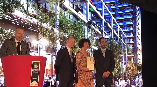 Avrupa'nın en iyi karma projesi ödülü Türkiye'ye 29