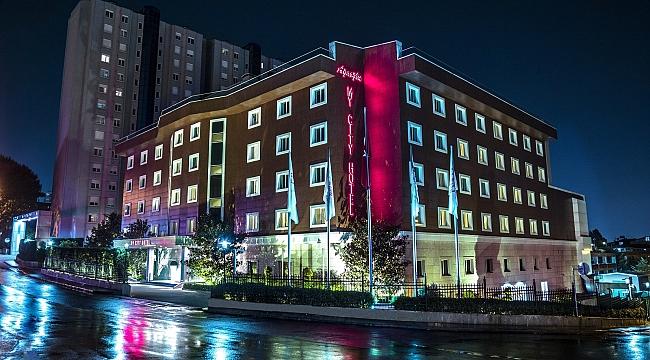 Ağaoğlu My City Hotel'e Misafirlerinden Büyük Ödül