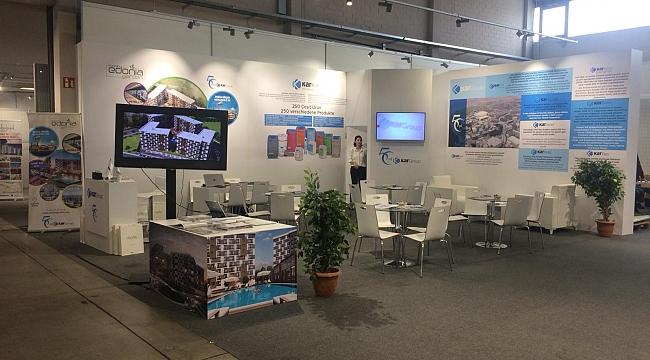 Kar Group, Almanya MÜSİAD Fuarı'nda proje ve ürünlerini tanıttı
