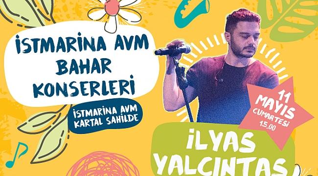 İlyas Yalçıntaş İstMarina AVM'de!