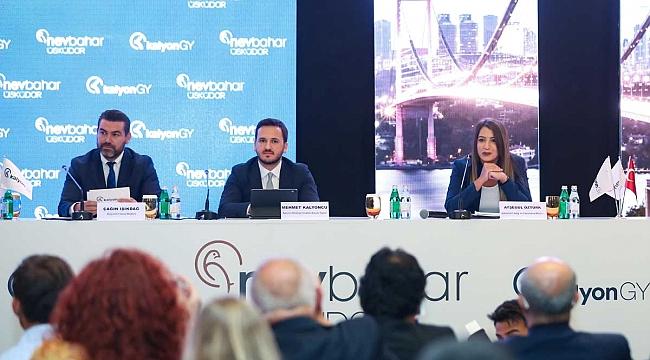 Kalyon Holding, tecrübesini Nevbahar Üsküdar ile gayrimenkule taşıyor