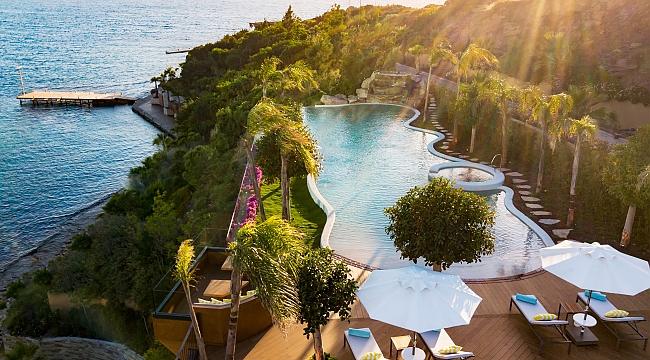Le Meridien Bodrum Beach Resort'un Konforlu Konaklama Deneyimlerini Yaşayın