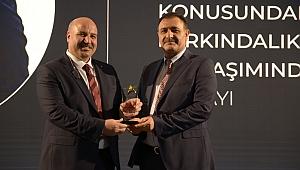 FuzulEV'e 'Sosyal Sorumluluk' Ödülü