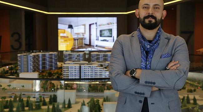 """Fırat Life Style COO'su Ahmet Fırat: """"Ankara'da Yatay Mimari'yi Örnek Teşkil Etmek İstiyoruz"""""""