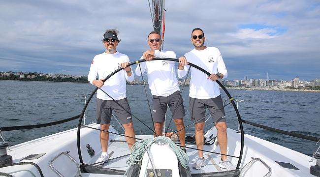 MESA Sailing Team Bosphorus Cup'ta Yarıştı