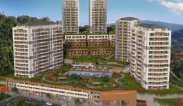 Yeşilyurt İnşaat'tan Zonguldak Kozlu'ya 90 milyon TL'lik rüya gibi bir yatırımın inşaatı hızla devam ediyor