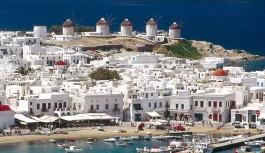 Altın Vize ile Türkler Yunanistan'a akın etti